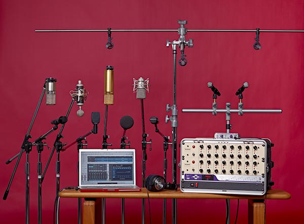 Audio Recording Gear